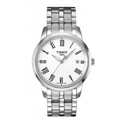TISSOT CLASSIC DREAM GENT WHITE WATCH  - T0334101101301