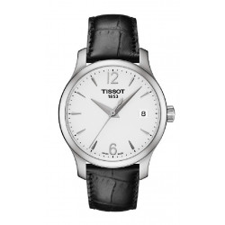 TISSOT TRADITION LADY SILVER COLOR WATCH  - T0632101603700