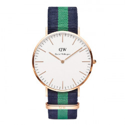 DANIEL WELLINGTON CLASSIC WARWICK 40MM WATCH - DW00100005