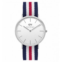 DANIEL WELLINGTON CLASSIC CANTERBURY MAN 40MM WATCH - DW00100016