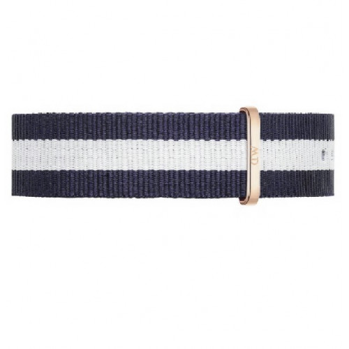 DANIEL WELLINGTON CLASSIC GLASGOW 20MM STRAP - DW00200004