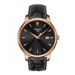 TISSOT TRADITION GENT ROSE GOLD  - T0636103608600