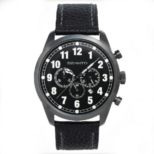 SZANTO WATCH 2000 SERIES BLACK - SZ2001