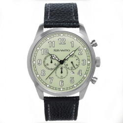 SZANTO WATCH 2000 SERIES BLACK/GREEN - SZ2003