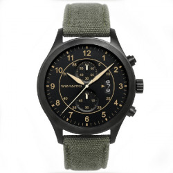 SZANTO WATCH 1200 SERIES GREEN - SZ1201