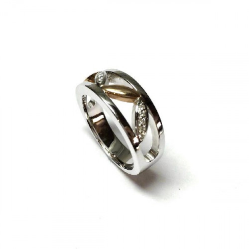 ANILLO CLIMENT 1890 HOJAS - S12-41/09675/BR