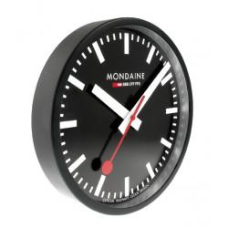 MONDAINE WALL CLOCK SBB  - M990CLOCK64SBB