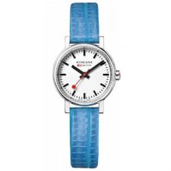 MONDAINE BLUE EVO WATCH - M6583030111SBD