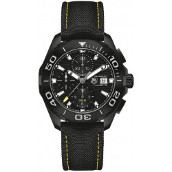AUTOMATIC CHRONOGRAPH TAG HEUER WATCH - CAY218A.FC6361