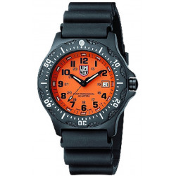 NAVY SEAL OPS ORANGE LUMINOX WATCH - LX8409