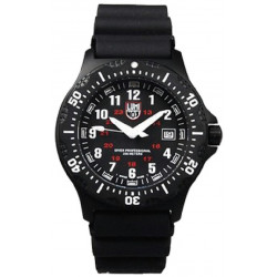 NAVY SEAL OPS BLACK LUMINOX WATCH - LX8401