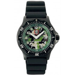 NAVY SEAL OPS CAMOUFLAGE LUMINOX WATCH - LX8418