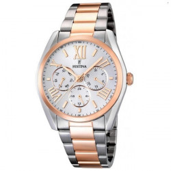 MULTIFUNCTION BICOLOR FESTINA WATCH - F16751/3
