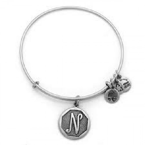 PULSERA ALEX AND ANI N II ACA. PLATA - A13EB14NS