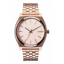 NIXON TIME TELLER ALL ROSE GOLD WATCH - A045897