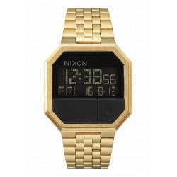 RE-REUN ALL GOLD NIXON WATCH - A158502