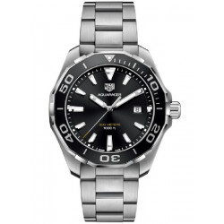 RELOJ TAG HEUER AQUARACER QUARTZ 43MM - WAY101A.BA0746
