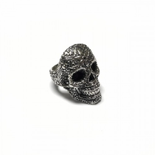 ANILLO TOP SILVER CALAVERA - AN5476P