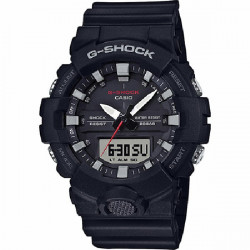 RELOJ CASIO G-SHOCK NEGRO - GA-800-1AER