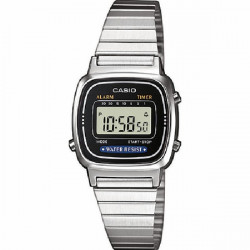 RELOJ CASIO RETRO DIGITAL MINI - LA670WEA-1EF