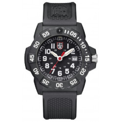 BLACK NAVY SEAL LUMINOX WATCH - LX3501
