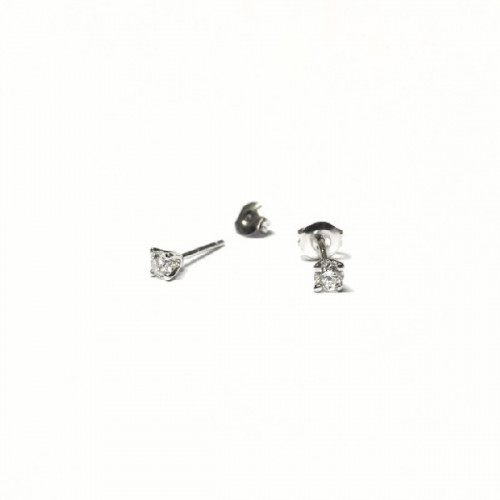 CLIMENT 1890 EARRINGS - D-2584P-35/BR