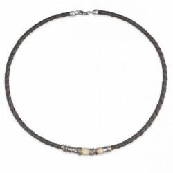 UNISEX PLATADEPALO NECKLACE - MN2C