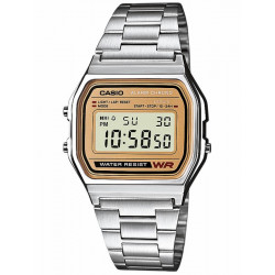 RELOJ CASIO RETRO DIGITAL - A158WEA-9EF