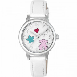 STEEL MUFFIN TOUS WATCH - 800350625
