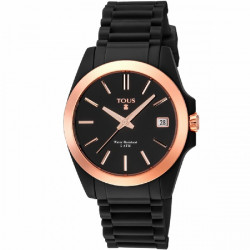 ROSE IP STEEL DRIVE FUN TOUS WATCH - 700350310