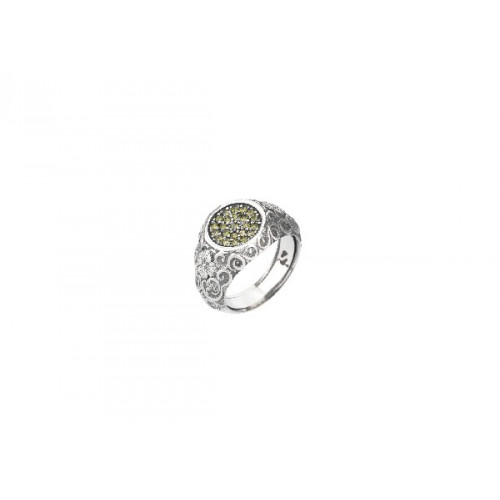 ANILLO SUNFIELD SELLO VERDE - AN061383/20