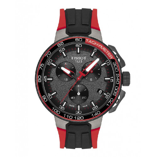 RELOJ TISSOT T-RACE CYCLING - T1114173744101