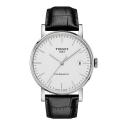 TISSOT EVERYTIME CORDA ESF PLATA CORRE N - T1094071603100