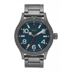RELOJ NIXON 46 ALL GUNMETAL 46MM - A9162340