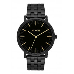PORTER ALL BLACK / GOLD - A10571031