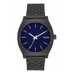 TIME TELLER / ALL BLACK / DARK BLUE  - A0452668