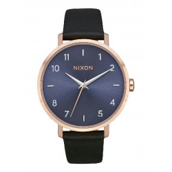ARROW LEATHER 38MM NIXON WATCH - A10913005