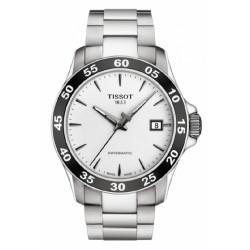 TISSOT V8 AUT 3 DIES ARMIS ESF BLANCA - T1064071103100