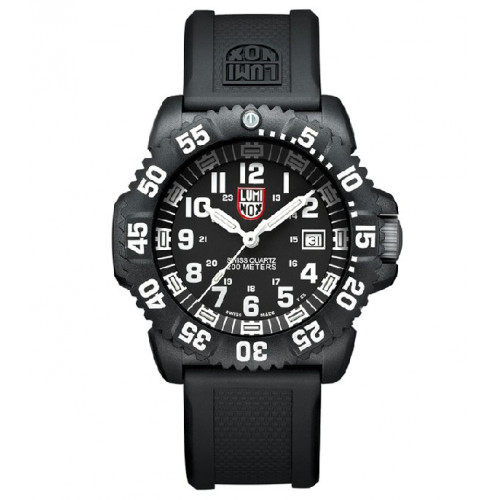 RELOJ LUMINOX NAVY SEAL COLORMARK BLACK/WHITE - 3051