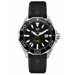 AQUARACER AUTOMATIC TAG HEUER WATCH - WAY201A.FT6142