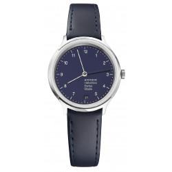 REGULAR BLUE Nº 1 MONDAINE HELVETICA WATCH - MH1R1240LD