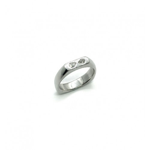 ANELL CLIMENT 1890 DIAMANTS - S-2304/BR