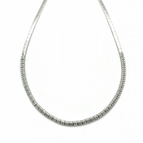 COLLARET LINEARGENT RIVIERE - 11648-C
