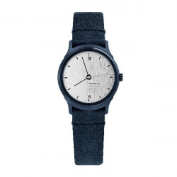 Nº 1 LIGHT BLUE MONDAINE HELVETICA WATCH - MH1L1110LD