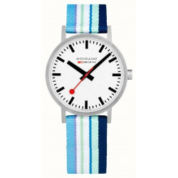 STRIPES SBB CLASSIC MONDAINE WATCH - M6603036016SBP