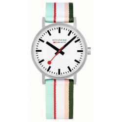 STRIPES SBB CLASSIC MONDAINE WATCH - M6603036016SBS