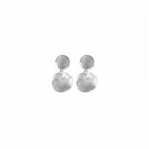 ESCAMAS UNODE50 EARRINGS - PEN0055MET X