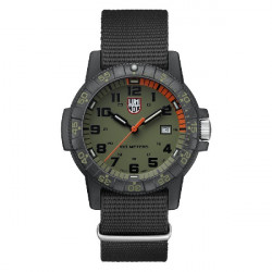 NAVY SEAL SEA TURTLE LUMINOX WATCH - 0337