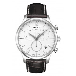 RELOJ TISSOT TRADITION CHRONOGRAPH - T0636171603700