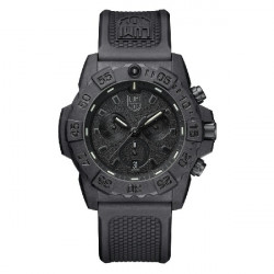 NAVY SEAL 3580 SERIES CHRONO BLAACK OUT - 3581BO
